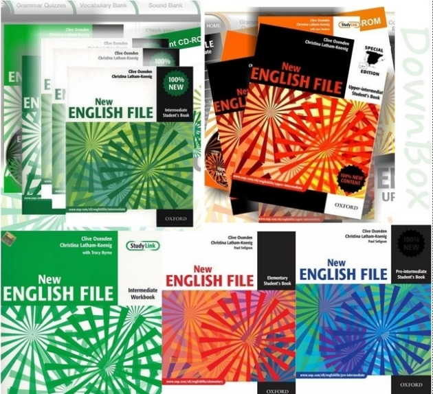 Why NEW ENGLISH FILE? Here's Why!