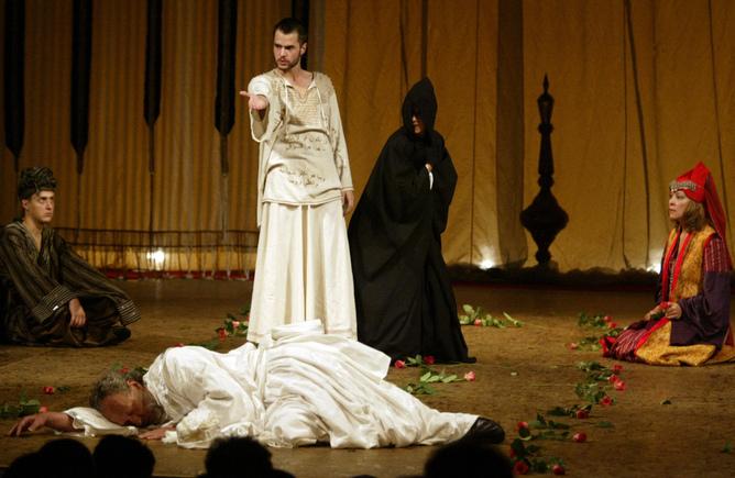 Bosnia Hamlet-a Prince at the Ottoman Court.